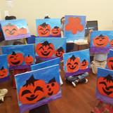 Halloween Workshop 1