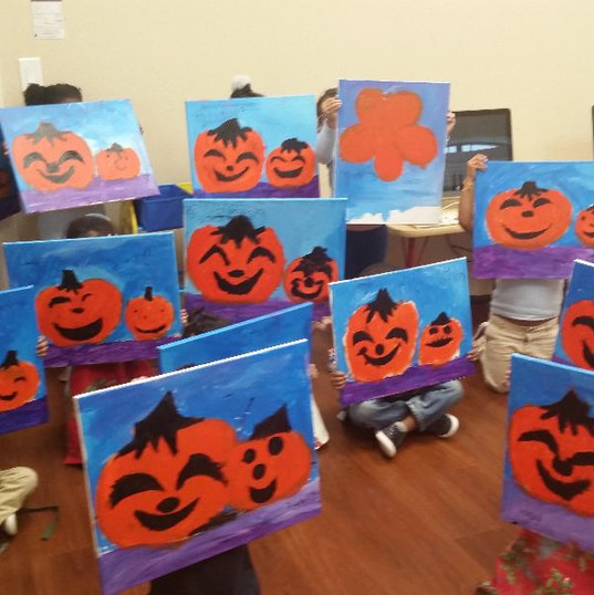 Halloween Workshop 1