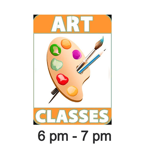 Monday Sketching Prisma color ART-Monthly : Intermediate I