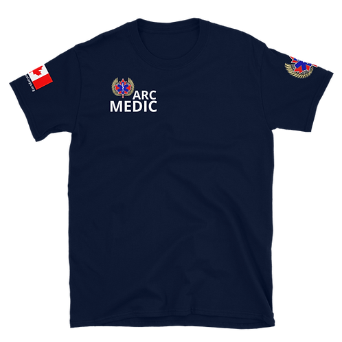 Medic Short-Sleeve Unisex T-Shirt