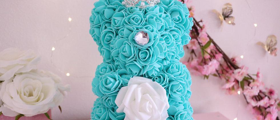 """10"""" Tiffany Rose bear"""