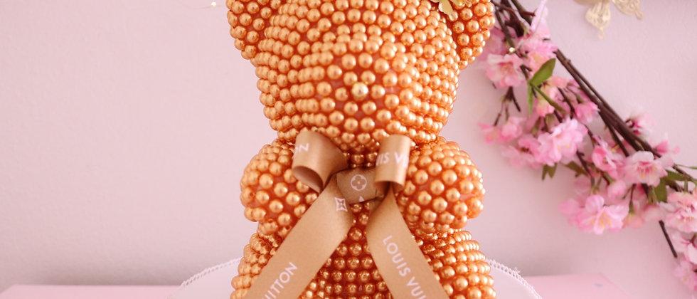 Golden Pearl Bear
