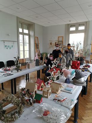photo groupe marché de Noël .jpg