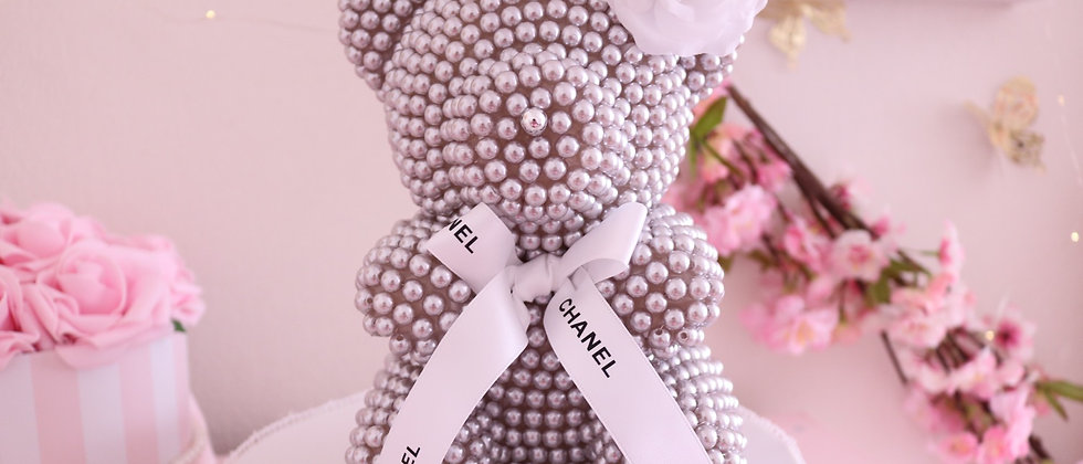 Silver Pearl Bear