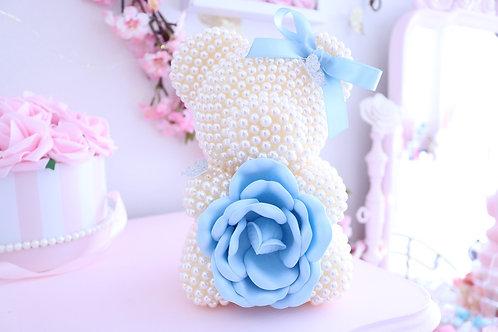 8 1/2 Princess Cinderella mini Pearl Bear