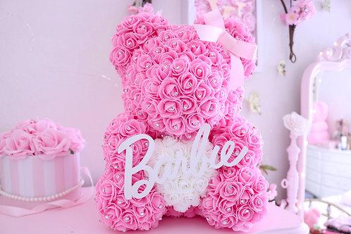 "15"" Be Rose Bear"