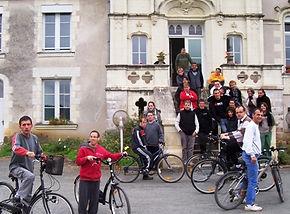 achat de vélos grâce à vos dons