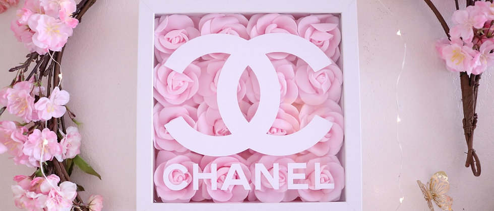 "10"" Light Pink CC Frame"