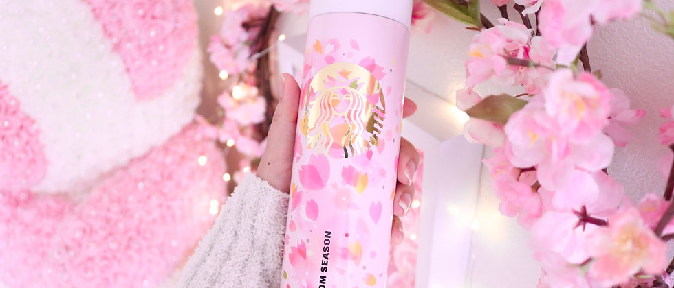 Cherry Blossom Pink Thermo