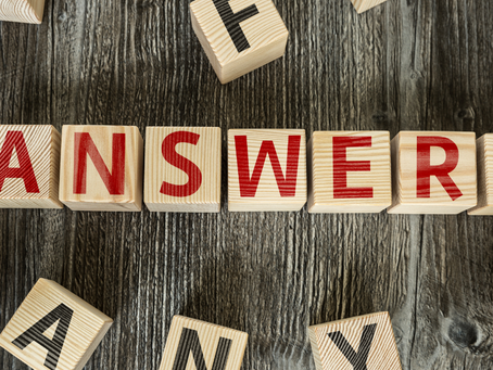 Patent Quiz Answers!