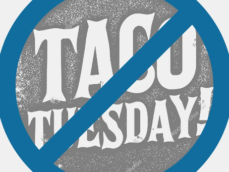 THE Taco Tuesday - A story of scandalous trademarks!