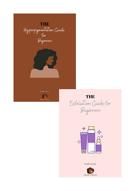 The Hyperpigmentation & Exfoliating Guides