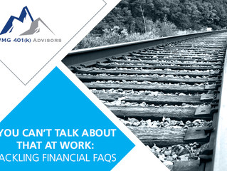 You Can't Talk About That at Work: Tackling Financial FAQs