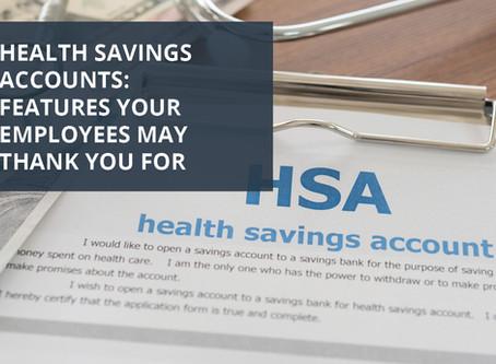 Blog Article: Health Savings Accounts