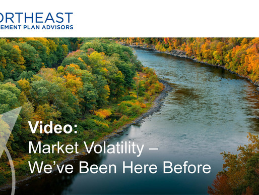 Video - Market Volatility: We've been here before.