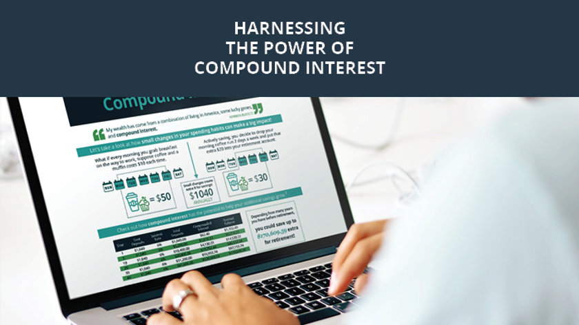 Harnessing the Power of Compound Interest