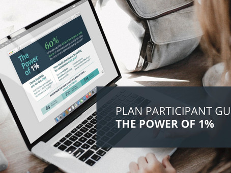 Participant Infographic: The Power of 1%