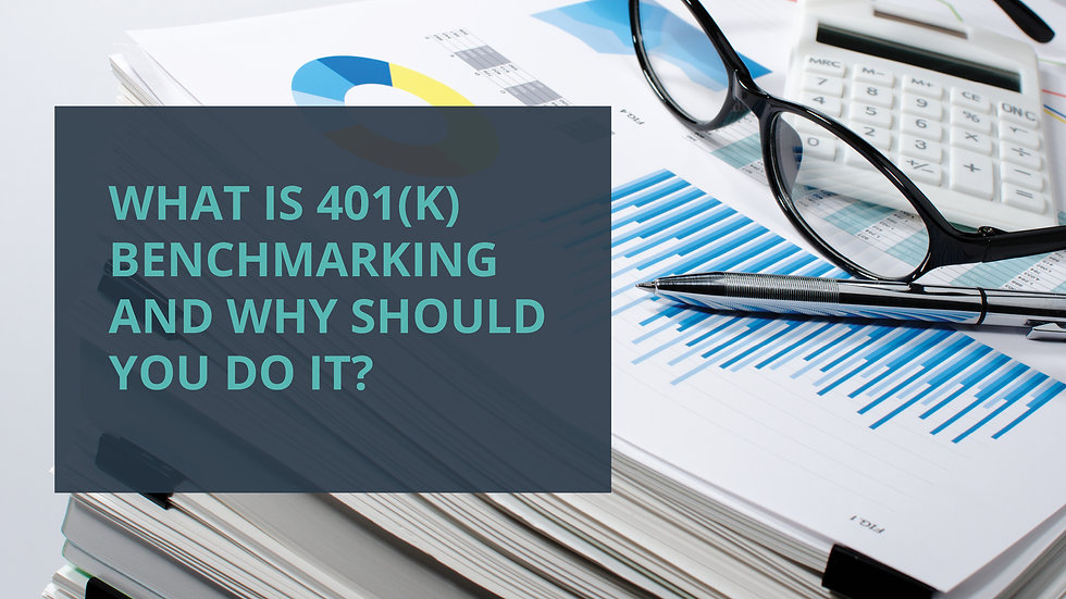 What is Benchmarking and Why Should You Do it?