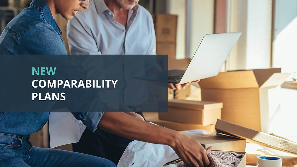 New Comparability Plans