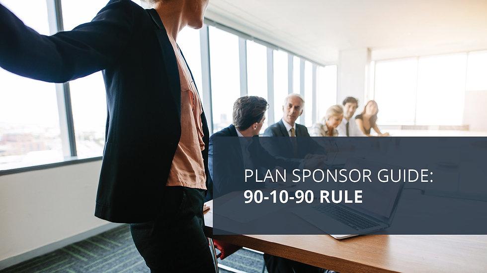 90-10-90 Rule