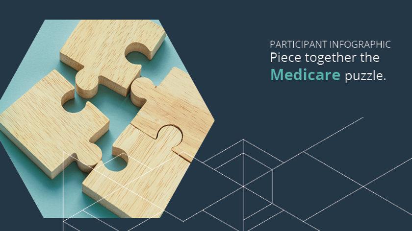 4 Pieces of Medicare Puzzle