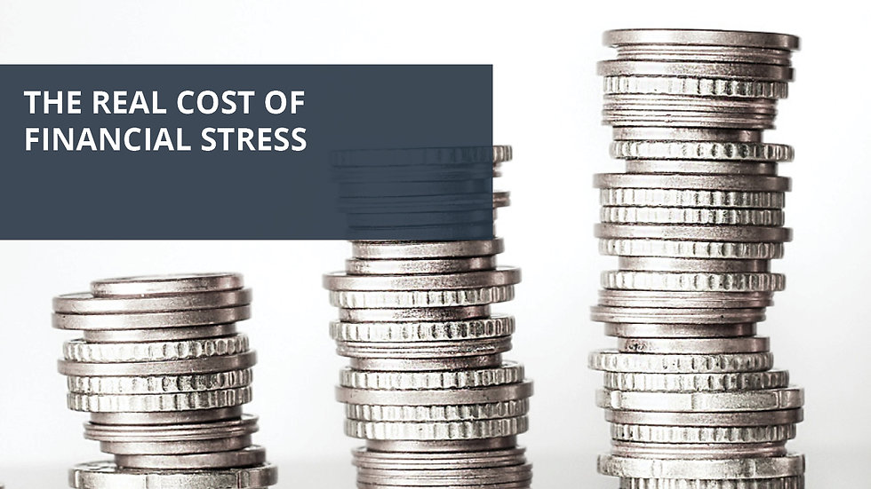 The Cost of Financial Stress