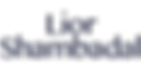 Logo Lior Shambadal