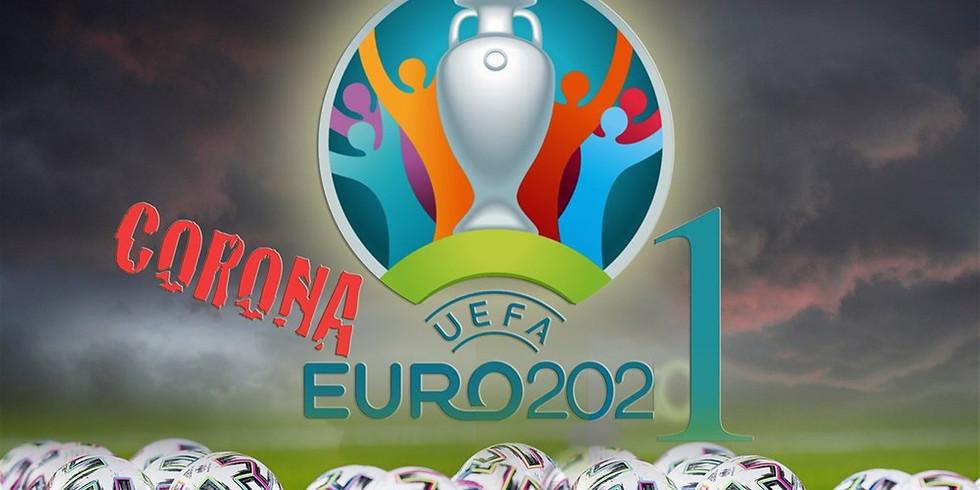 EK 2021: 11 juni t/m 11 juli 2021