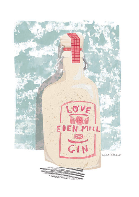 Eden Mill Print