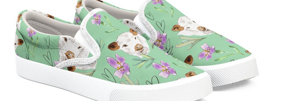 'Carolina' Shoes