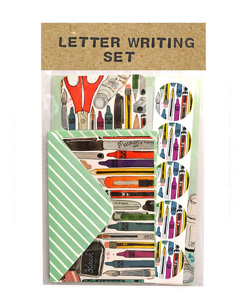 A5 Letter Writing Set