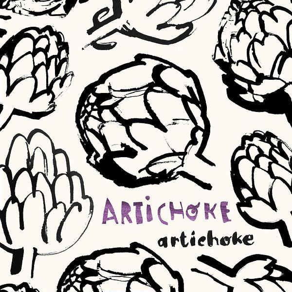 inky food illustration-artichoke.jpg