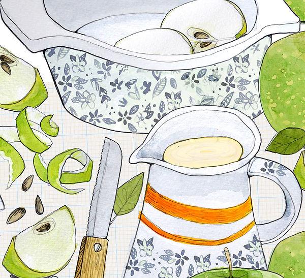 food-illustration-baking-apples-recipe-b