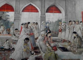 Musée Guimet:L'art princier indien.