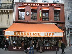 La Brasserie LIPP