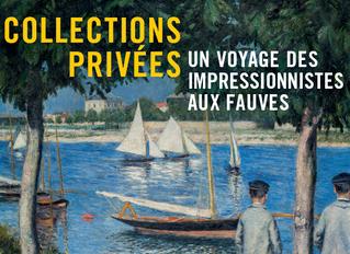 Exposition des impressionistes aux fauves