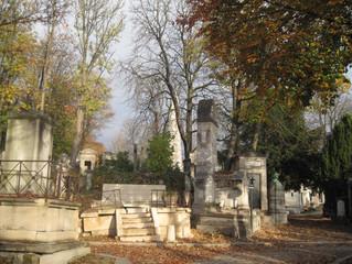 Le cimetiere Montmartre