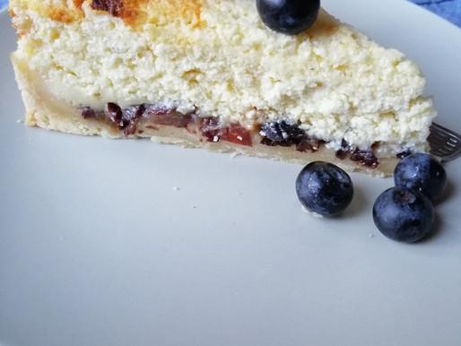Labākā biezpiena kūka