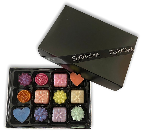 Luxury Wax Melt Selection Box - SPRING COLLECTION