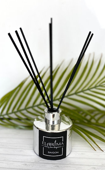 Luxury Chrome Reed Diffuser
