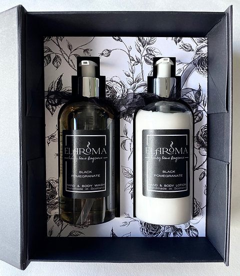 Handwash & Lotion Luxury Gift Set