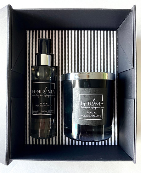 Candle & Room Spray Luxury Gift Set