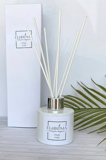 White Gloss Reed Diffuser