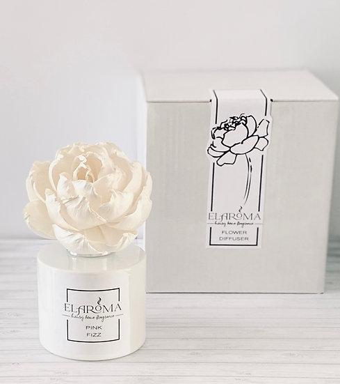 White Gloss FLOWER Diffuser