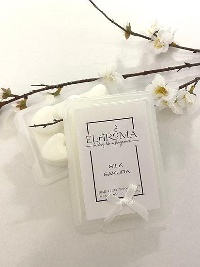 Silk Sakura Wax Melts