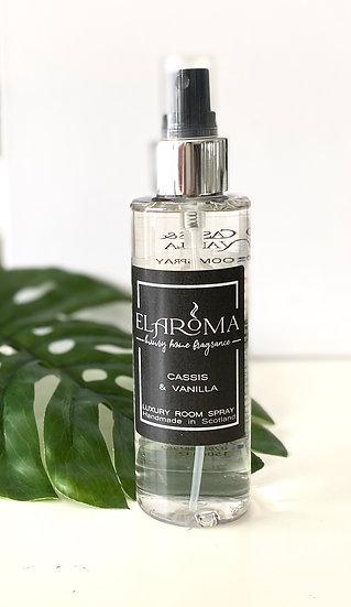 Cassis and Vanilla Room Spray