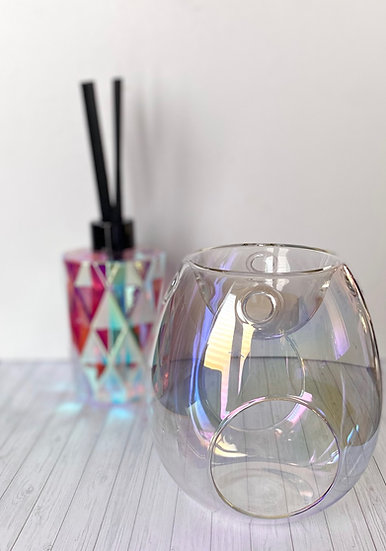 Pearl Glass Wax Melt Burner