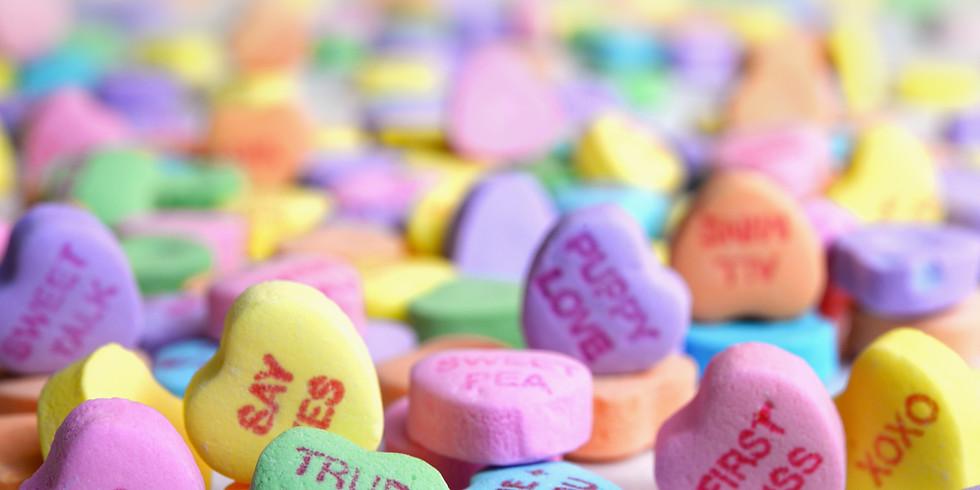 VHA Kids - Valentine's Day Bags