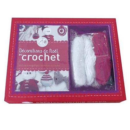 Décorations De Noël Au Crochet - Piccolia