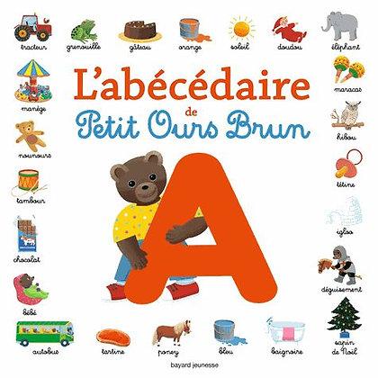 L'abécédaire De Petit Ours Brun - Marie Aubinais